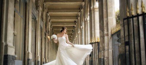 [婚禮][婚紗照] 巴黎海外婚紗,回到故事的起點