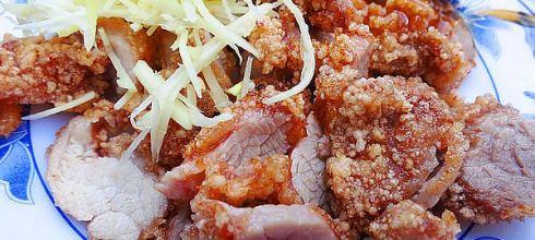 味蕾喜歡你:民樂旗魚米粉(迪化街.永樂市場旁)