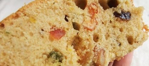 [食譜] 水果核桃磅蛋糕做法