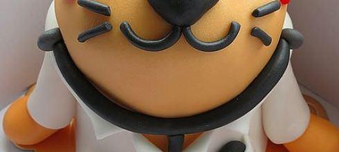 [分享] 超有趣畢業禮物.生日禮物!訂做翻糖蛋糕!