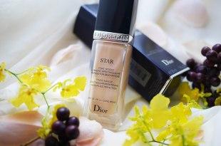 [底妝] Dior 巨星光采粉底液。期待更多的巨星光采。