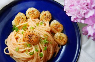 [食譜] 明太子義大利麵做法