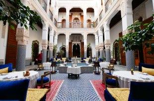 [摩洛哥] 費斯住宿推薦,里亞德邁拉摩洛哥傳統住宅