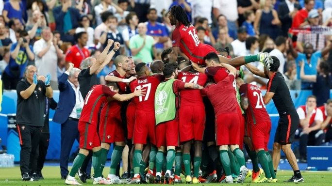 Portugal spoil France's party with extra-time win