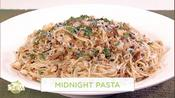 Michael Symon Shows Off Endless Pasta-bilities With His Midnight Pasta Recipe