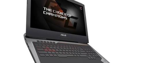 ASUS ROG G752VY-DH72 17.3