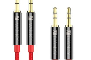 iVanky AUX Cable [ 2-Pack ]