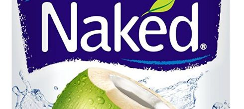 Naked Juice 100% Organic Pure Coconut Water