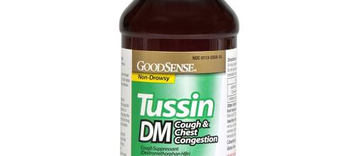 GoodSense Tussin DM Cough and Chest Congestion