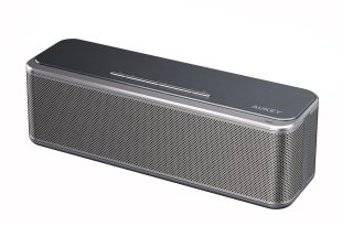 AUKEY Bluetooth Speaker with Enhanced Bass and Bluetooth 4.0 for iPhone, iPad, Samsung, Nexus, HTC, Laptops, and More