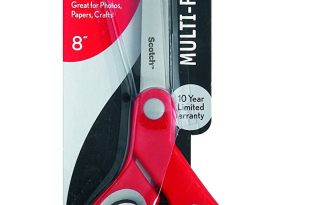 Scotch Multi-Purpose Scissor, 8-Inches (1428)