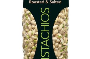 Wonderful Pistachios, Roasted and Salted, 32-oz Bag