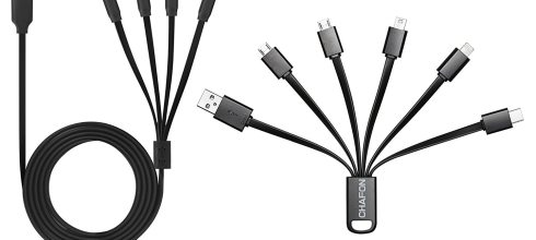 Chafon Multi USB Cable 2 Pack