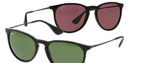 Women's Ray-Ban Erika Polarized Sunglasses