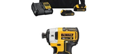 Save up to 39% on select DEWALT power bundles