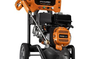 Save on Generac Speedwash Pressure Washer