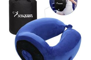 VIKTOR JURGEN Travel Neck Pillow