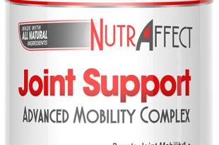 Glucosamine Chondroitin Joint Support Supplements with MSM + Turmeric for Advanced Pain Relief