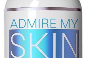 Admire My Skin Anti Aging Face Moisturizer Contains Hydrolyzed Collagen + Hyaluronic Acid + Sea Kelp Bioferment 2 ounces