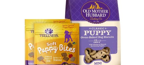 Up to 40% off Dog Treat Bundles from Wellness, Old Mother Hubbard, & WHIMZEES