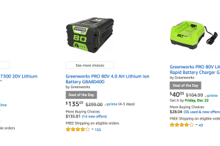 Save Big on Outdoor Power Tools