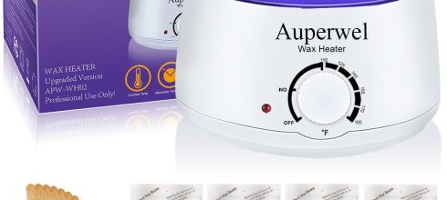 Auperwel Hair Removal Waxing Kit