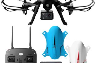F100 Ghost Drone with 1080p HD Camera