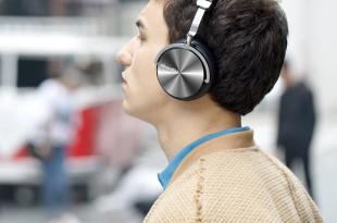 Bluedio T4 (Turbine) Active Noise Cancelling Over-ear Swiveling Wireless Bluetooth Headphones
