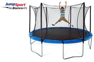JumpSport SkyBounce 彈跳床 45% off $325