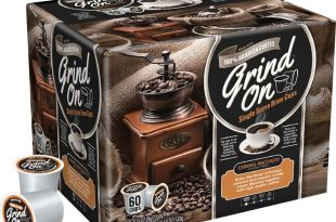 Grind On – Caramel Macchiato Coffee Pods x 60 入 $9.99