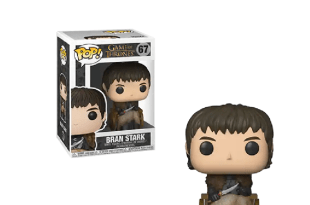 Pop Game of Thrones Bran Stark $5