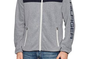 Tommy Hilfiger Men's Hooded Performance Fleece Jacket $34.99 起跳