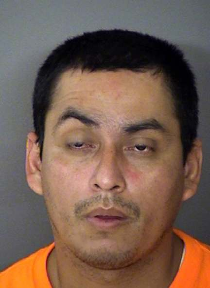 Jerry Idrogo, SID 748993, DOB 11/17/80. Booked for murder.