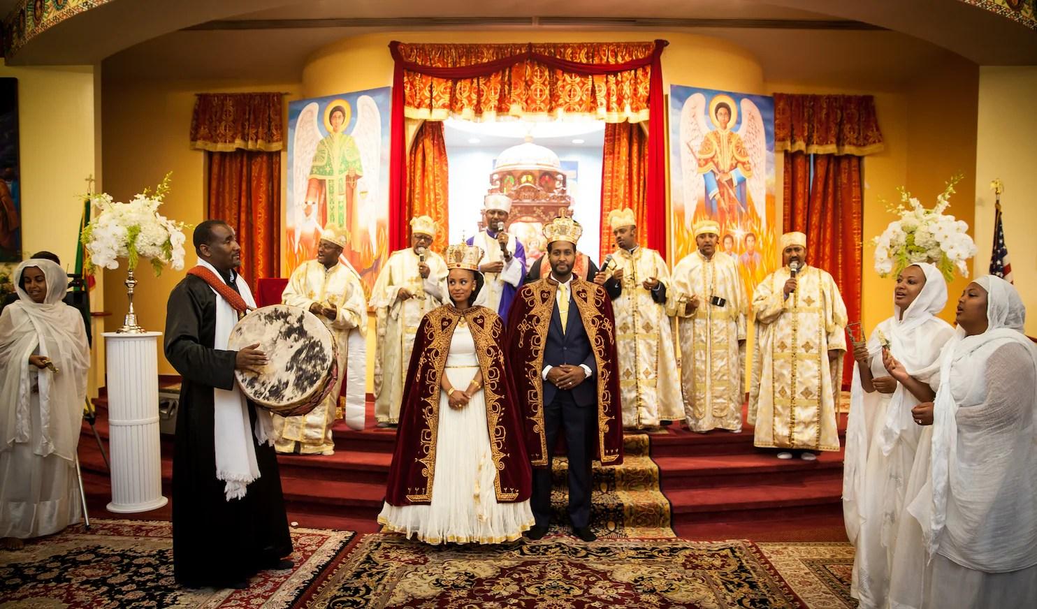 c story ethiopian wedding dress
