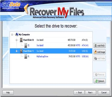 CRACK GetData Recover My Files Professional 4.9.4.1343