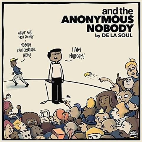 Review: De La Soul Still Pushing Boundaries on 'Anonymous Nobody'
