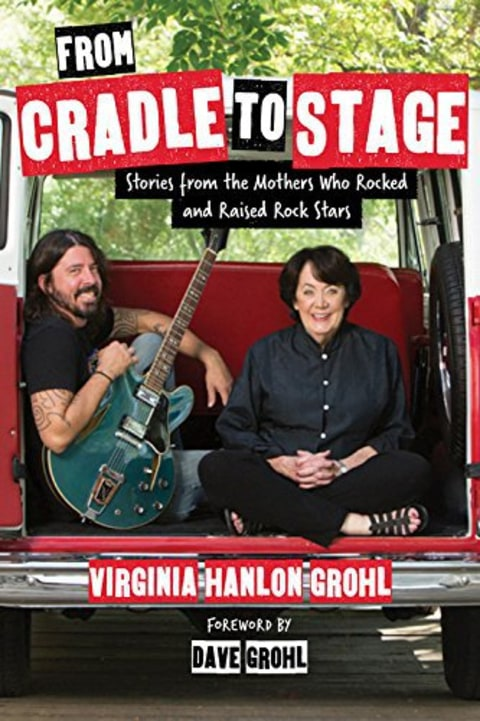 Dave Grohl's Mom Pens Book About Raising Rock Stars
