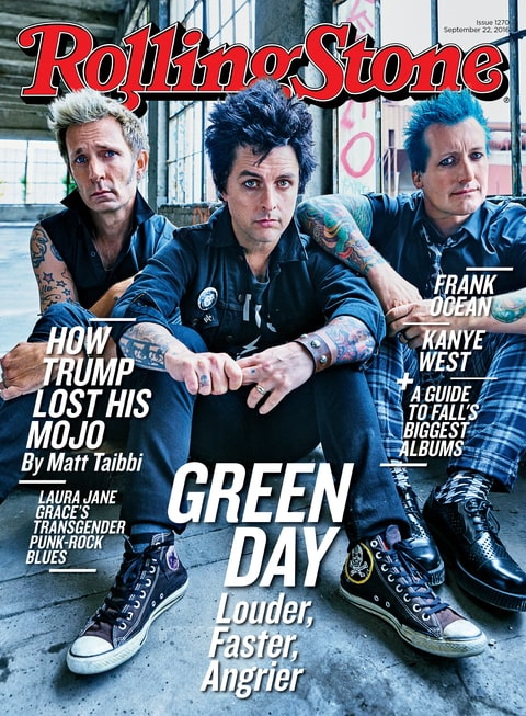 Inside Green Day's Revolutionary Rebirth