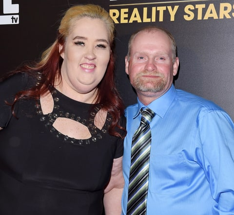 Mama June Shannon and Mike Thompson