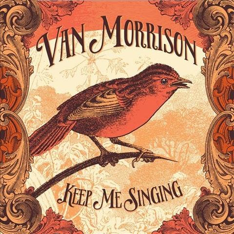 Review: Van Morrison Brings Vintage Chill to 'Keep Me Singing'