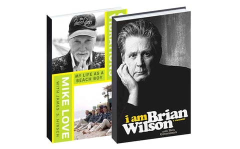 Beach Boys Brian Wilson, Mike Love Tell All in Starkly Different Memoirs