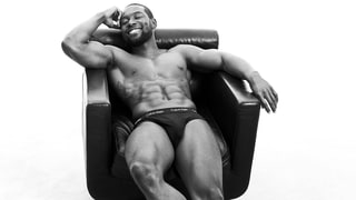 The 'Moonlight' Men Posed in Their Underwear for Calvin Klein and We Can't Stop Looking — Especially at You, Trevante!