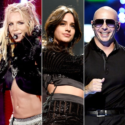 Britney Spears Was Surprisingly Chill About Camila Cabello Replacing Her on Pitbull's 'Fate of the Furious' Song