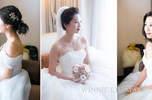 婚宴新娘秘書│甜心的經典韓風造型