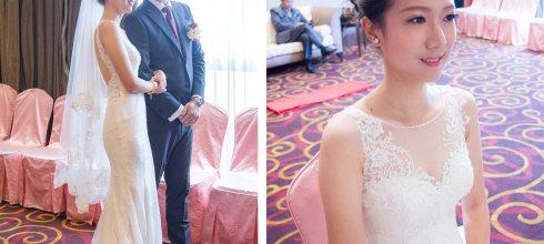 婚宴新秘│明星般的閃耀妝容造型
