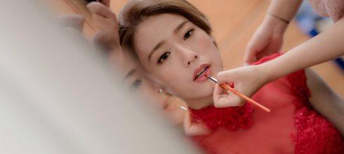 婚宴新娘造型│文定好媳婦的韓系妝容造型