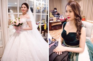 高雄新娘秘書│溫柔高雅氣質的新娘造型