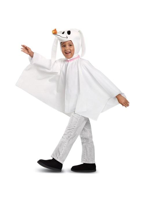 Medium Of Toddler Ghost Costume