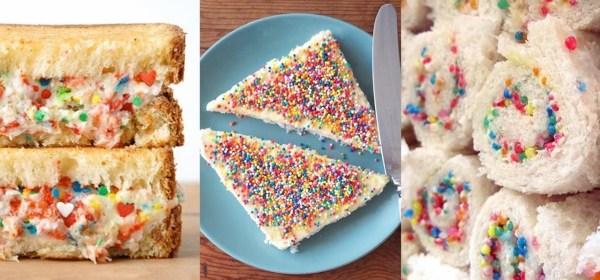 It's Just White Bread Recipes — Dishmaps
