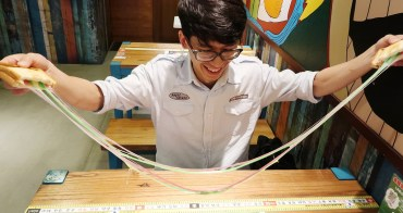 新竹南洋料理 復古懷舊的金福氣南洋食堂,彩虹繽紛吐司挑戰可以拉多長!(已歇業)